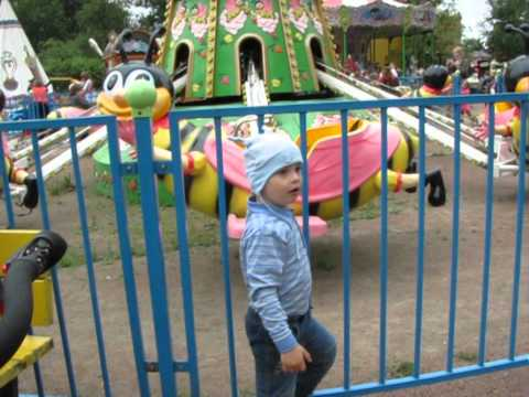 Аркаша в зоопарке