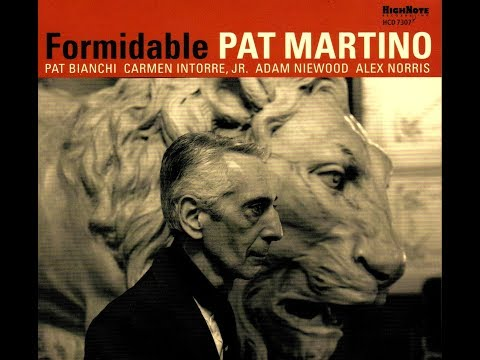 Pat Martino Trio – In A Sentimental Mood