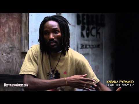 "Bebble Rock Music presents Kabaka Pyramid - ""Lead the Way"" Compilation EP"