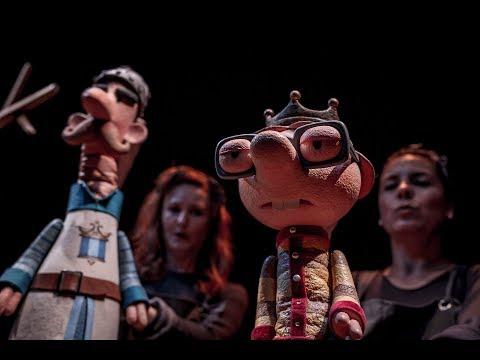 MARMORE. Producciones César Arias. El Princi-Pato (El Príncipe Envidioso)
