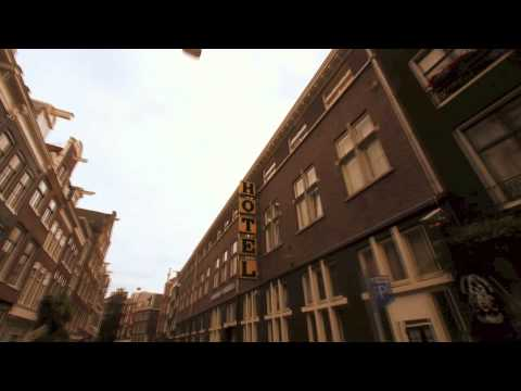Video Hans Brinker Hostel Amsterdamsta