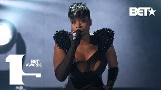 "Fantasia Brings The Soul With ""Enough"" Performance! 