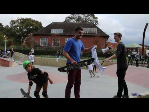 Active Skateboarding - West Park Opening Jam Highlights