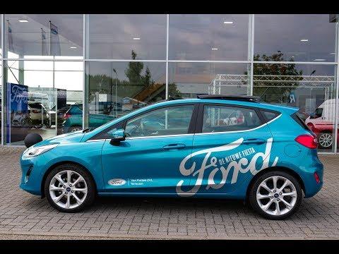 AutoZeelandtest van de Ford Fiesta 1.0 Ecoboost Titanium