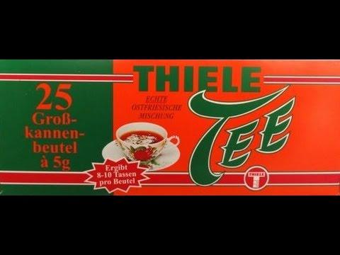 Ostfriesentee - Thiele Tee (Tea Test)