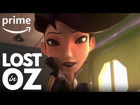 Lost in Oz Season 1, Part 2 - Clip: West Dreaming | Prime Video Kids
