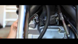6. Honda NC700X Valve Adjustment Procedure, Step by Step