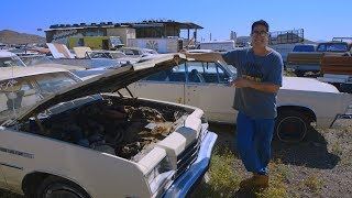 Looking at a LeSabre—Junkyard Gold Preview Episode 12 by Motor Trend