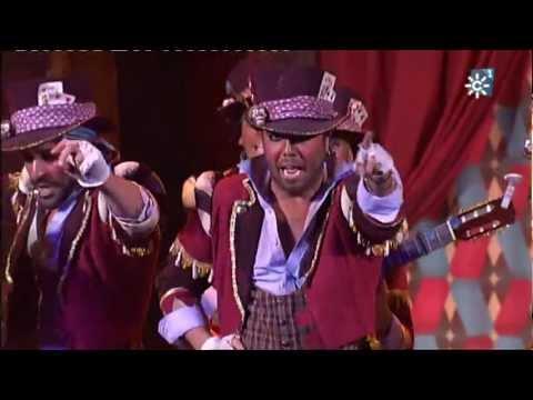 Comparsa - Los Embaucadores | Actuación Completa en SEMIFINALES | Carnaval 2013