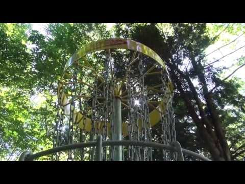Steven's Mountain View Disc Golf Course promo vid