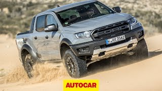 Ford Ranger Raptor review | Driving Ford's performance pickup | Autocar by Autocar