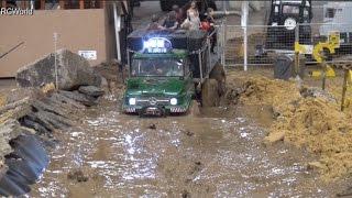 Video RC Off Road Course in Mud 4x4 Jeep Land Rover Trucks Ural ♦ Erlebniswelt Modellbau Kassel 2016 MP3, 3GP, MP4, WEBM, AVI, FLV Agustus 2018