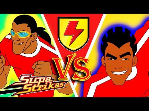 SHAKES vs EL MATADOR - Highlights S1 | SupaStrikas Soccer kids cartoons | Super Football Animation