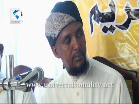 Wararka Universal TV 26082016
