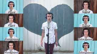 Video Zedd - Clarity Acapella Cover - Mike Tompkins - ft. Foxes MP3, 3GP, MP4, WEBM, AVI, FLV Juni 2019