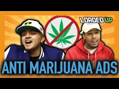 Stoners React to Anti Marijuana Ads