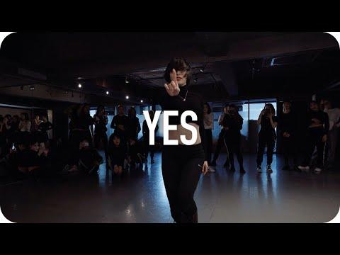 Yes - Beyoncé / Jiyoung Youn Choreography - Thời lượng: 5 phút, 5 giây.