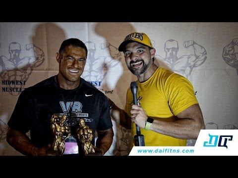 Entrevista IFBB Pro Victor Rea
