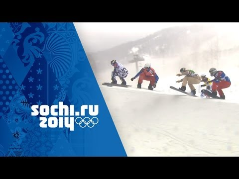 Amazing Big Final – Pierre Vaultier Wins Snowboard Cross Gold | Sochi 2014 Winter Olympics
