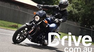 9. Harley-Davidson Street 500 First Ride Review | Drive.com.au