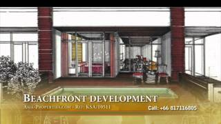 Beach Front Development For Sale, Koh Chang, Thailand