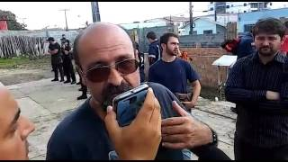 Geraldo Corrêa Bastos fala sobre o motim no presídio