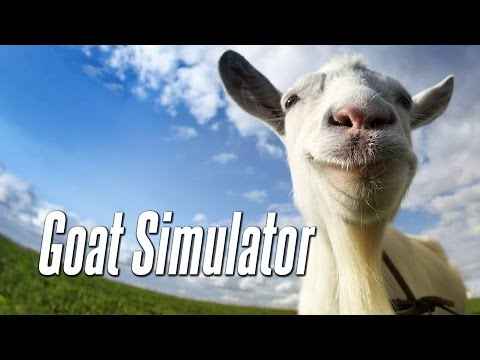 Twitch Livestream | Goat Simulator & 3D Ultra Mini Golf Adventures