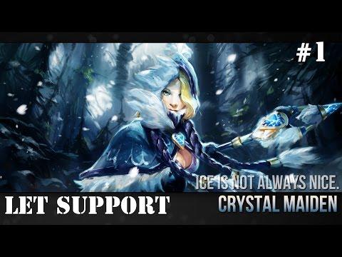 [Dota2] : พูดไม่ออก บอกไม่ถูก [Crystal maiden][3]