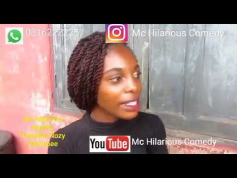 Tell them (Mc Hilarious, Thespian Nozy and the real house of comedy)