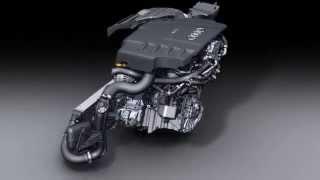 Motorul R4 TDI Audi de 2.0L