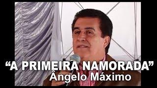 """Ângelo Máximo canta """"A primeira namorada"""" de Nicéas Drumond no Programa Eliane Camargo exibido dia 06 de novembro de 2017 no Canal do Boi."""