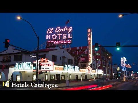 El Cortez Hotel (Las Vegas, USA) - Las Vegas Hotel Tour