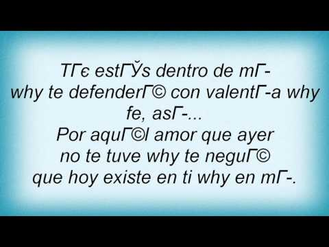 , title : 'Laura Pausini - Tu Nombre En Mayusculas Lyrics'