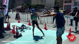 Eğirdir Triatlonu 2019