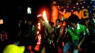 Điệu nhảy xìtin Trống Cơm - SVCG DT