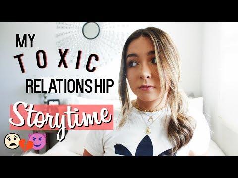 STORYTIME: my toxic relationship   McKenzie Luskey