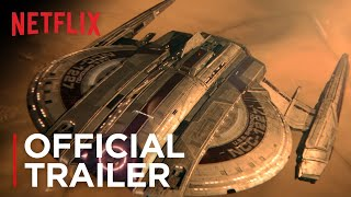 Nonton Star Trek  Discovery   Official Trailer  Hd    Netflix Film Subtitle Indonesia Streaming Movie Download