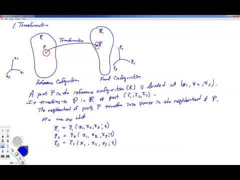AEM 637-Theory of Deformation