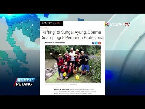 Wisata Alam Jadi Kegemaran Barack Obama di Bali