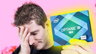 Download Youtube: Why Did Intel Even Make This? – Optane 800P SSD