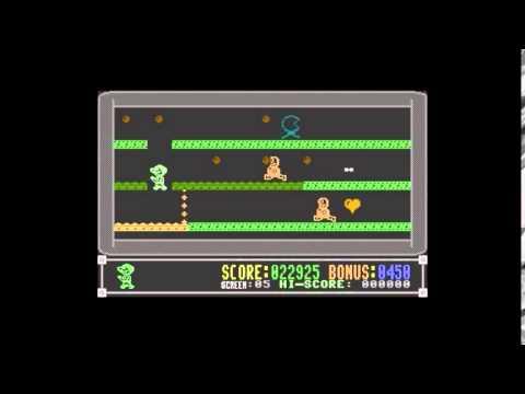 Commodore 16/Plus4 - Dirty Den - Longplay