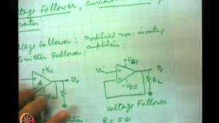Mod-07 Lec-38 Operational Amplifiers In Open Loop (Contd.)