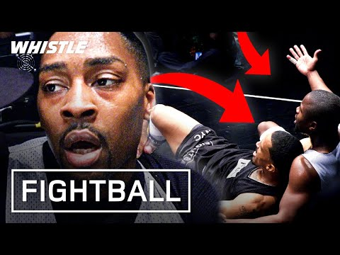 One CRAZY Play Cost Him $100,000 😳   FIGHTBALL Ep 9