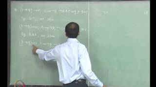 Mod-01 Lec-07 Lecture-07-Calculations And Informal Proofs