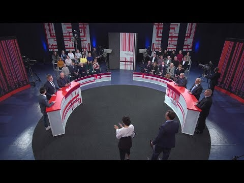 Андрей Бочаров вступил в должность губернатора. Выпуск 24.09.19.