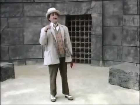 Doctor Who: 50 Years of Time and Space: Sylvester McCoy