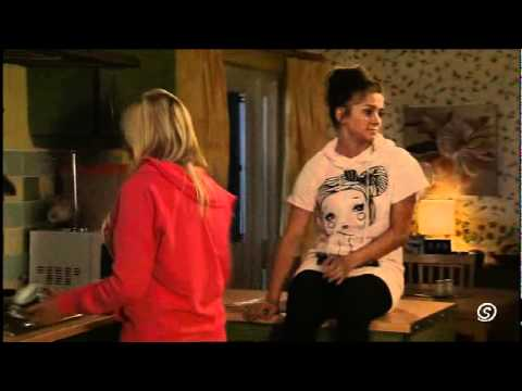 Sophie & Sian (Coronation Street) - November 1 2010