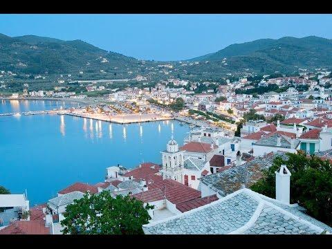 Skopelos | Sporades Islands | Greece | Loutraki harbour, Skopelos Town, Glossa, Elios, tourism,