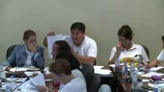 Pulsa para ver el vídeo - Ciuca y NC llevan al Tribunal de Cuentas la basura del PP de Mogán