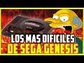 Los Videojuegos M s Dif ciles De La Sega Genesis megadr
